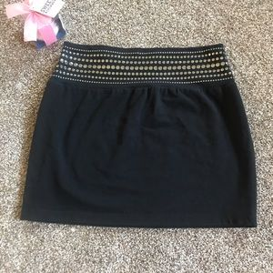 Express mini skirt small